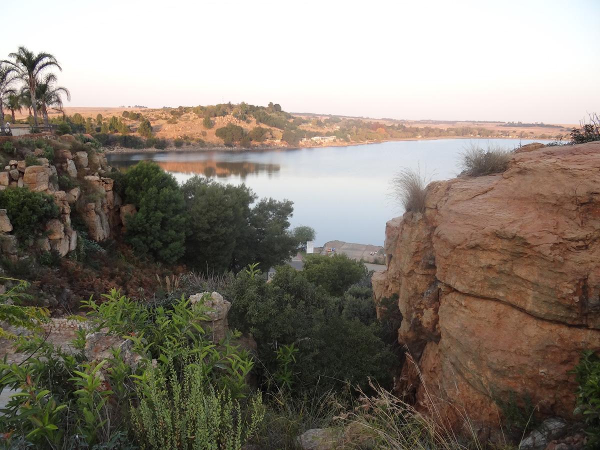 Aqua Vista Mountain Estate bronkhorstspruit dam