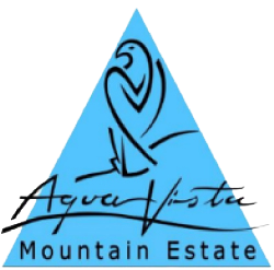 Aquavista Estate Mountain Estate Logo