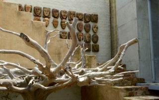 anton smit sculpture park - tree stump